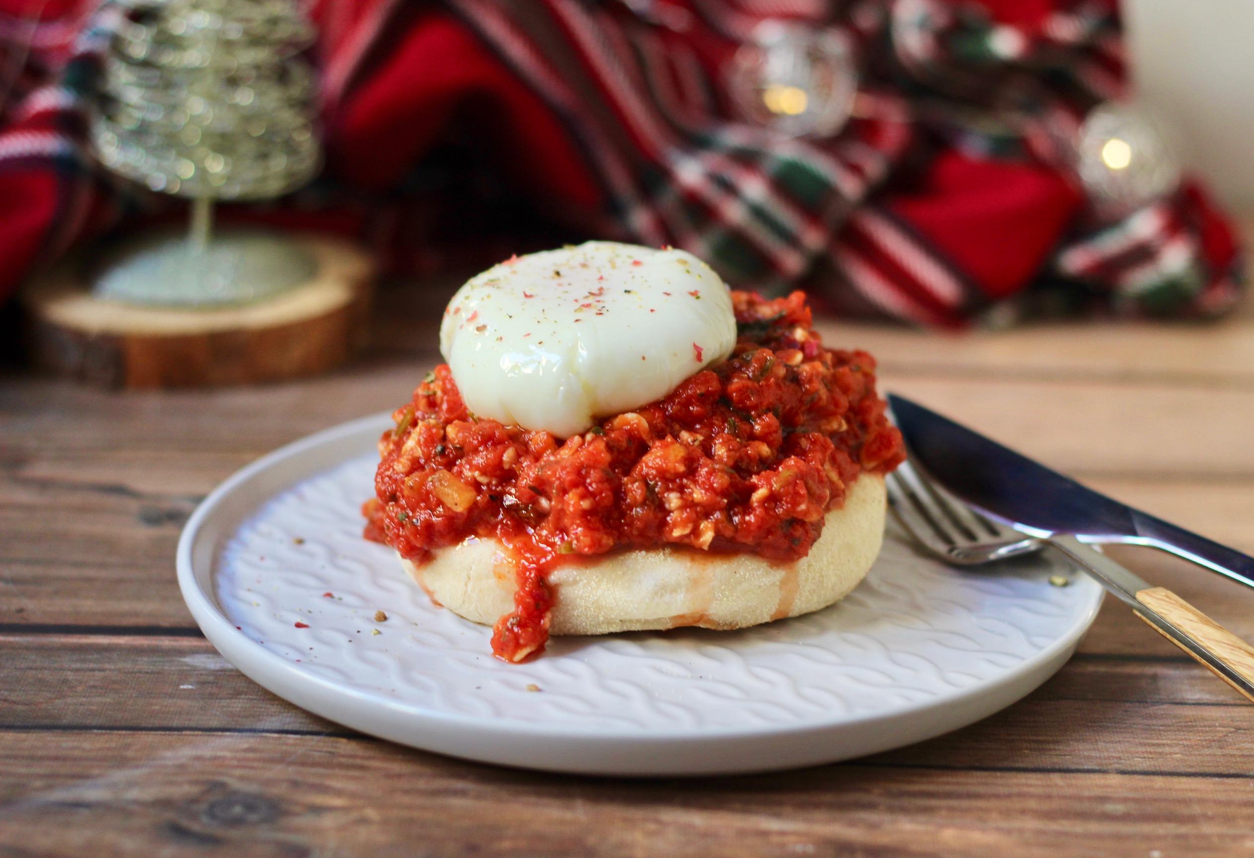 Paradicsomos karácsonyi pirítós: laktató és isteni finom reggeli