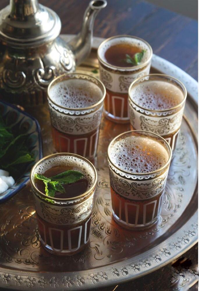 Menta tea: nyáron frissít, télen felmelegít