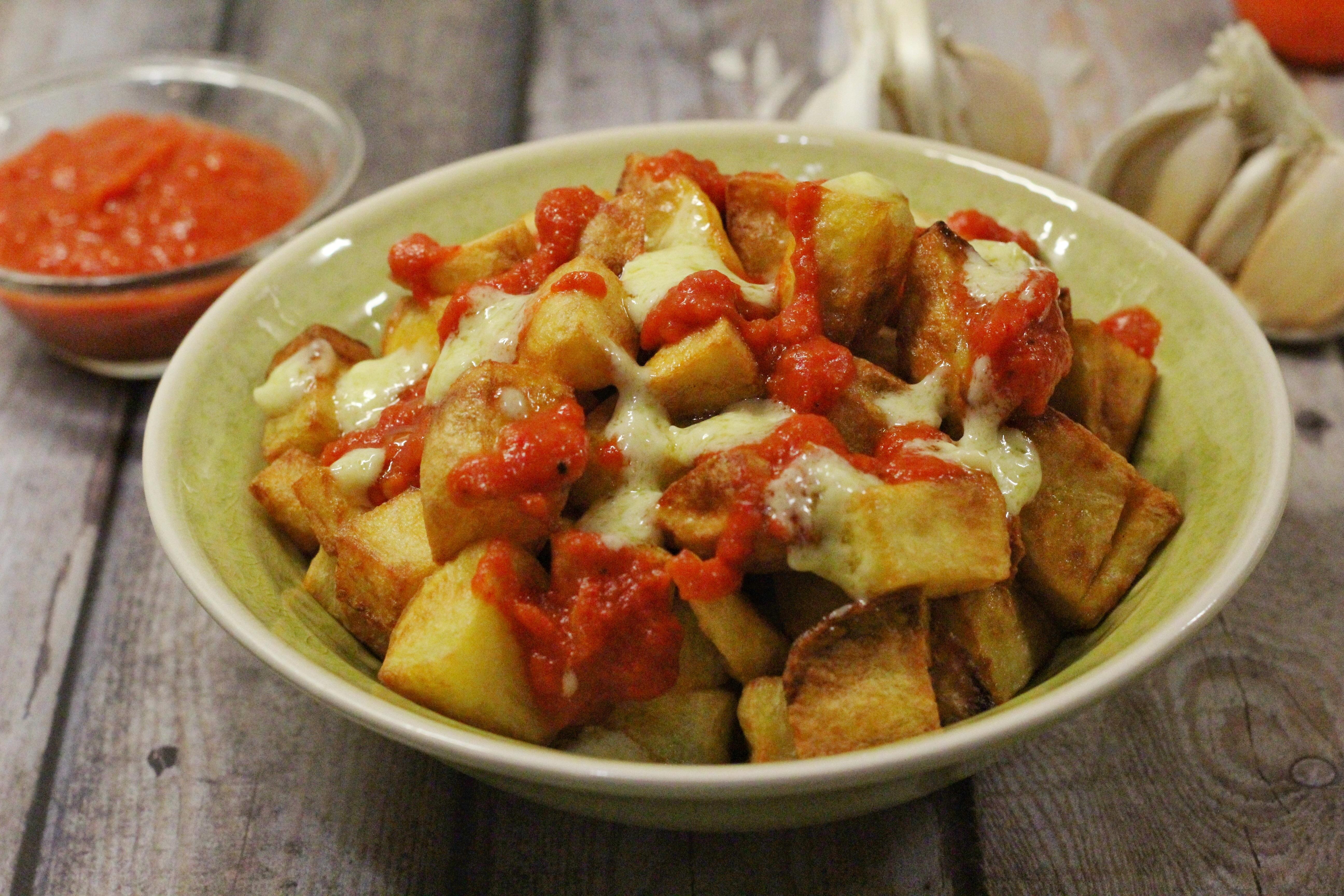 A spanyolok kedvenc krumplija, ami nálatok is gyorsan elfogy majd