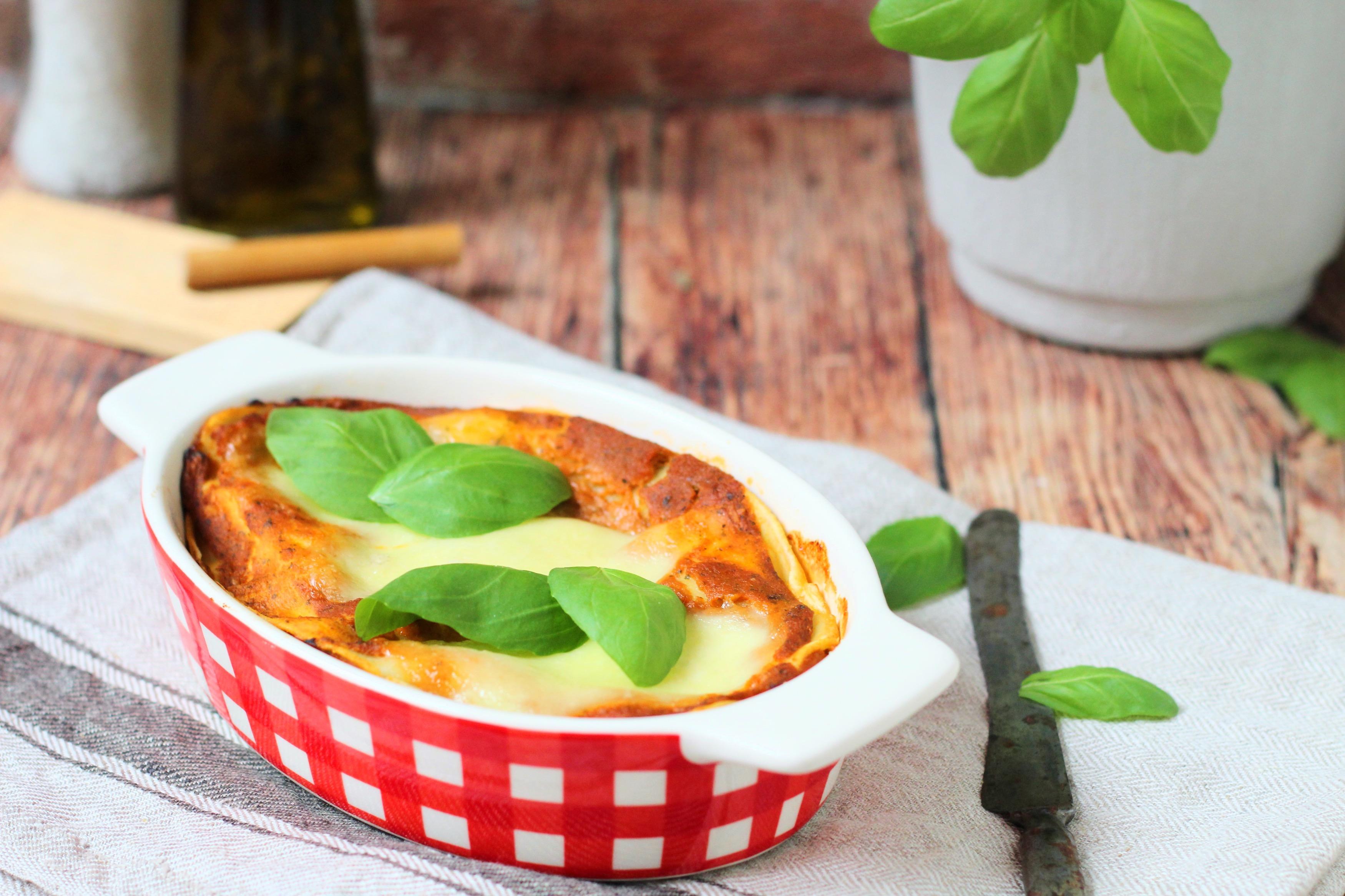 Tavaszi lasagne