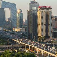 Hihetetlen kínai urbanizáció: új, 130 milliós fővárost hoznak létre