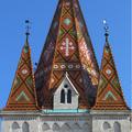 Budapest legszebb díszített tetői: mennyit ismersz fel közülük?
