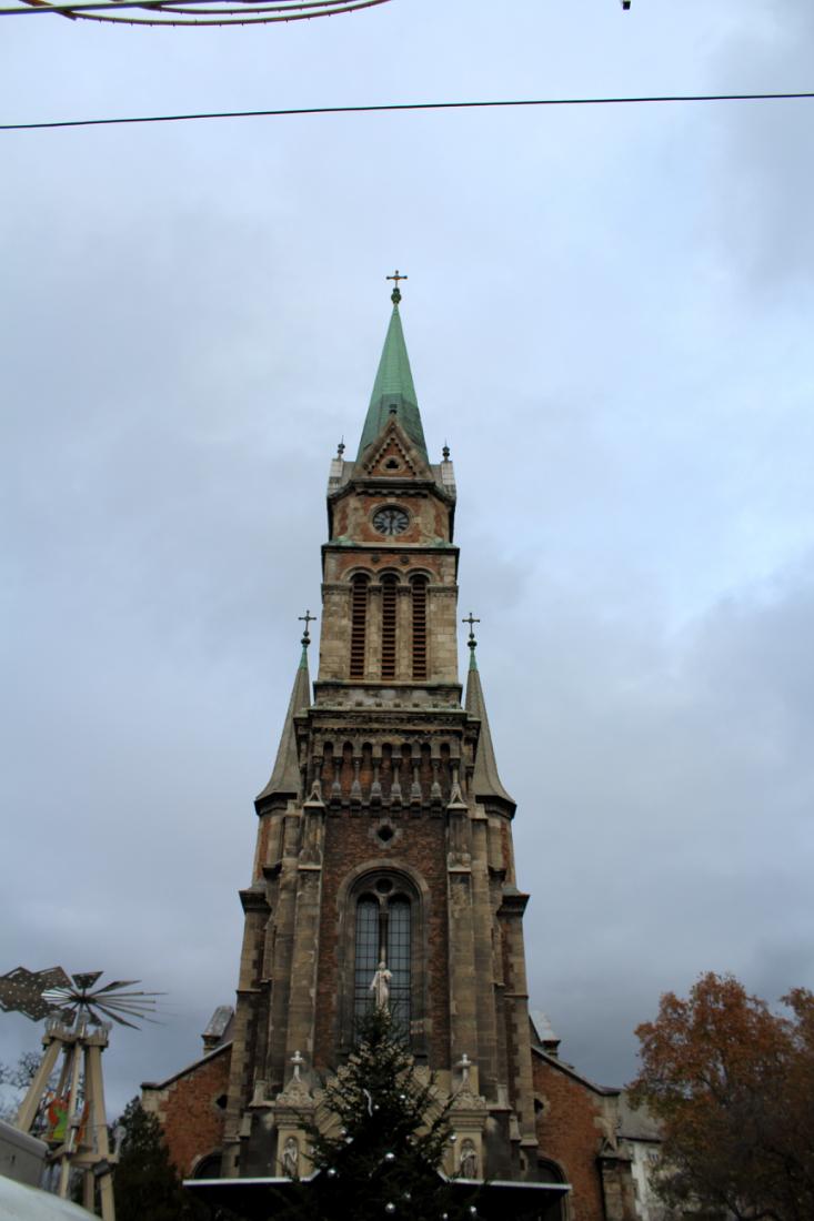 Assisi Szent Ferenc Plébánia, Bakáts tér