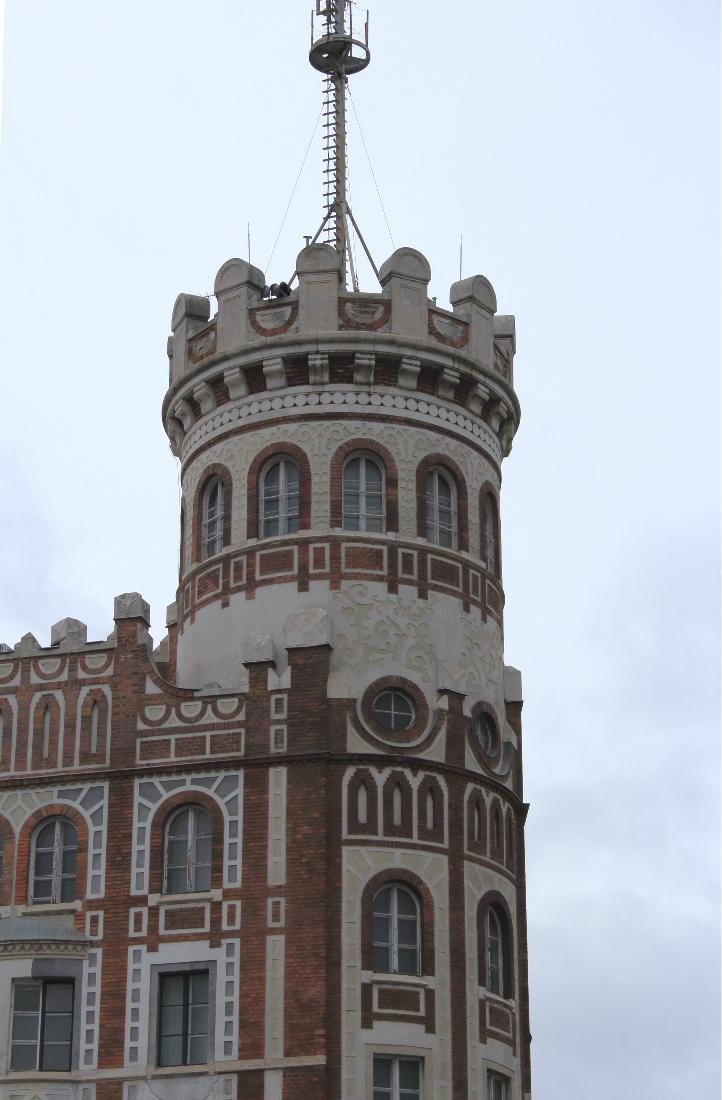 Postapalota, Széll Kálmán tér