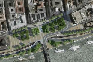 Ilyen lesz az új Széchenyi (Roosevelt) tér