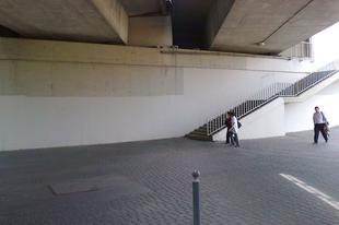 Merre tovább utasok? - Rákóczi híd pesti hídfő
