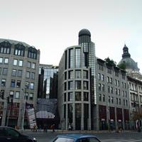 Egy funkcionalista épület