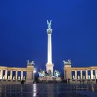 Schickedanz Albert, a csodálatos nevű: Milleniumi Emlékmű I.