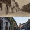 Fortuna utcája - várnegyed 1945 - 2009