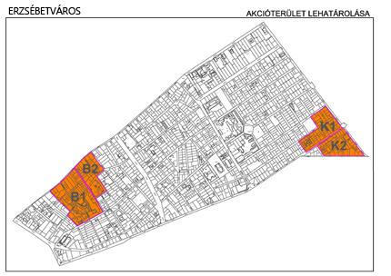 budapest 7 kerület térkép IVS   Erzsébetváros   Budapest Városképpen budapest 7 kerület térkép