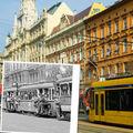 Fotósorozat: Budapest anno és ma