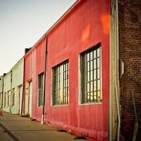 Piros színű városrészek