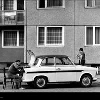 Lakótelepi körkép Horváth Péter fotóművész szemével