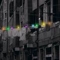 Urbanisztika és házimunka: teregess világító ruhacsipesszel a teraszon