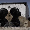 Színes, kreatív, inspiráló: afrikai köztéri művészet Freddy Sam-től