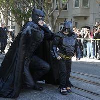 Batkid álma valóra vált: San Francisco Gotham Cityvé változott egy leukémiás fiú kedvéért