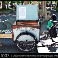 Kerékpáros utcai könyvtár