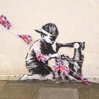 Banksy legújabb alkotása Londonban