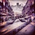 New York + London: dupla expozíciós fotógyűjtemény