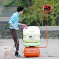 Kereskedj kutyaürülékkel, cseréld wifi-re