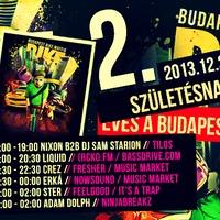 Budapest Bike Maffia 2. Születésnap és közösségi főzés