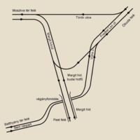 A budai fonódó villamoshálózatról