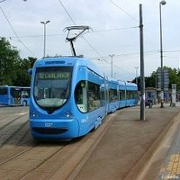 Zágrábi villamos menni Helsinki
