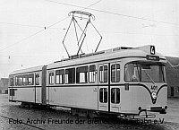 Hansa GT4 (C) Freunde der Bremer Strassenbahn, a villamosok.hu-ról