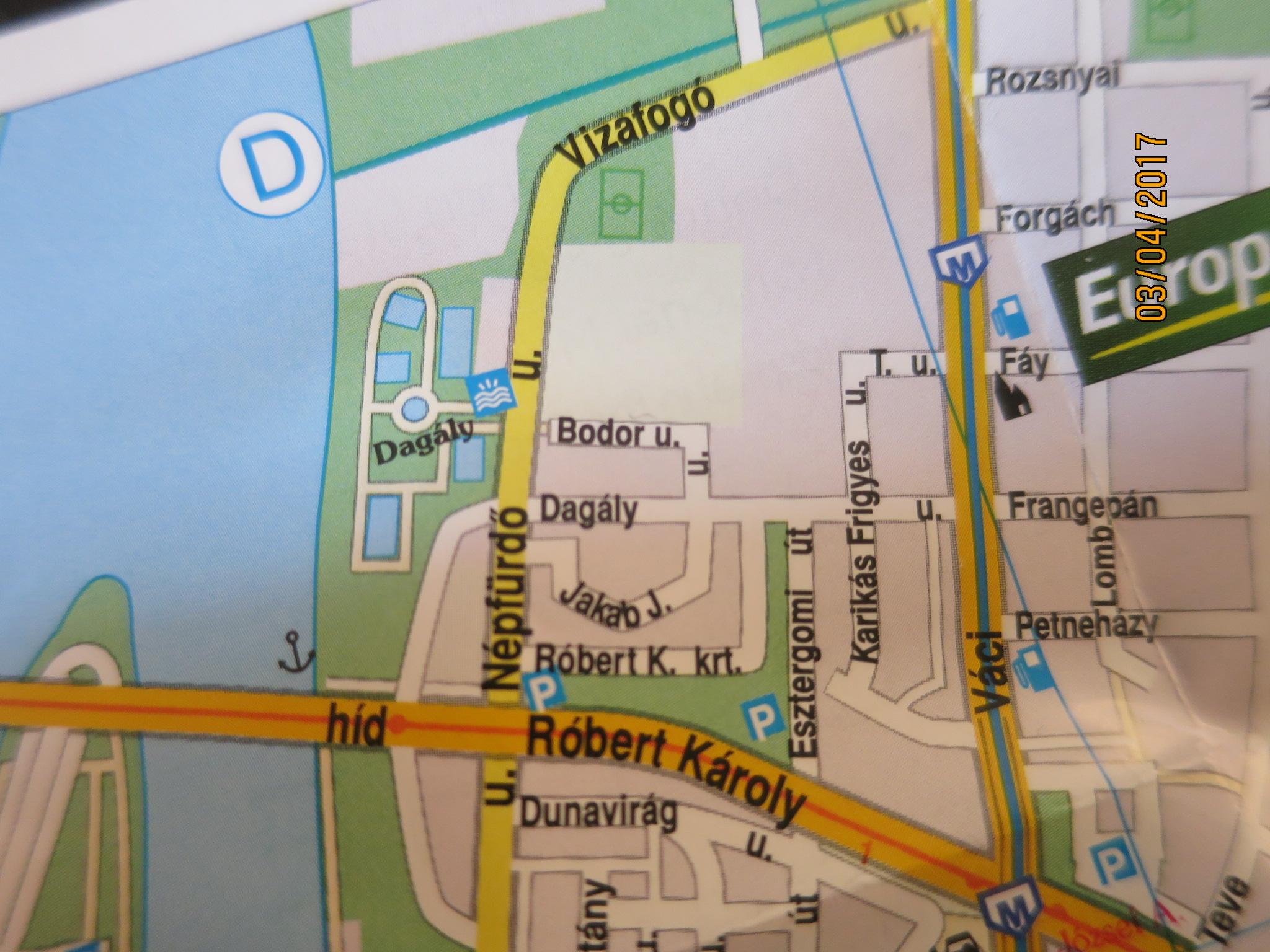 budapest térkép népliget buszpályaudvar A buta turista és a Budapest térkép   Városliget Barátai budapest térkép népliget buszpályaudvar