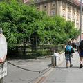 Nagy bajban a Szervita tér felújítása