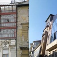 Birta-kockát épít a CBA a Váci utcában