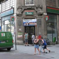 Eladó a postahivatal - elfogynak az V. kerületi posták?