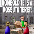 Earth Day: Rombold te is a Kossuth teret!