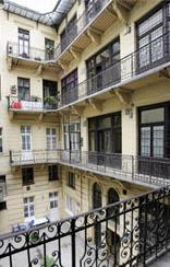 Társasház Budapest Belvárosában