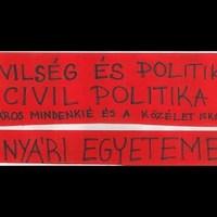 Közösség, köztér, közélet - interjú a Tilos Rádión