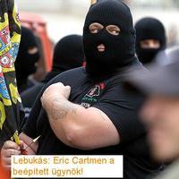 Eric Cartmen a Hősök terén!