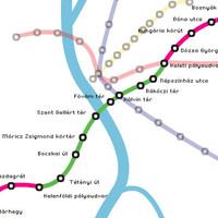 Kampányrajt: A Fidesz miatt nincs még kész a 4-es metró