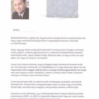 Orbánék véleménye a rendőrökről
