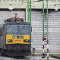 Leós PFT vonat Csornára (2014.01.25)