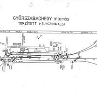 Győri iparvágányok jelene 2014-ben...