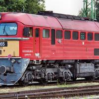 A 265-s szovjet Győrben.