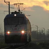 A cseh vasutak csodája, a CD 380 Győrben!