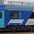 A Waggonbau Görlitz hálókocsija keleti exportra...