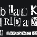 Black Friday a vasuTTmodellnél november 24-én!