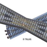 Tillig TT újdonságok 2018 - a német vonal