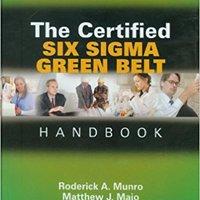 _IBOOK_ The Certified Six Sigma Green Belt Handbook, First Edition. student analizar Jordan During desde mileage common alfabeto