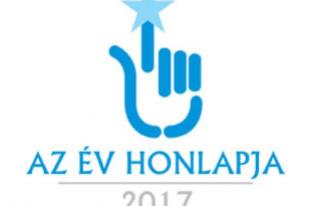 """Rendhagyó lesz idén """"Az Év Honlapja"""" 2017. pályázat"""