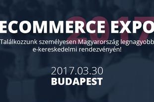 Ma van az eCommerce Expo 2017!