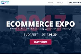 E-commerce Expo 2017 Budapest