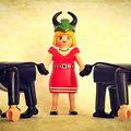 Hanyatló Európa - a la Playmobil